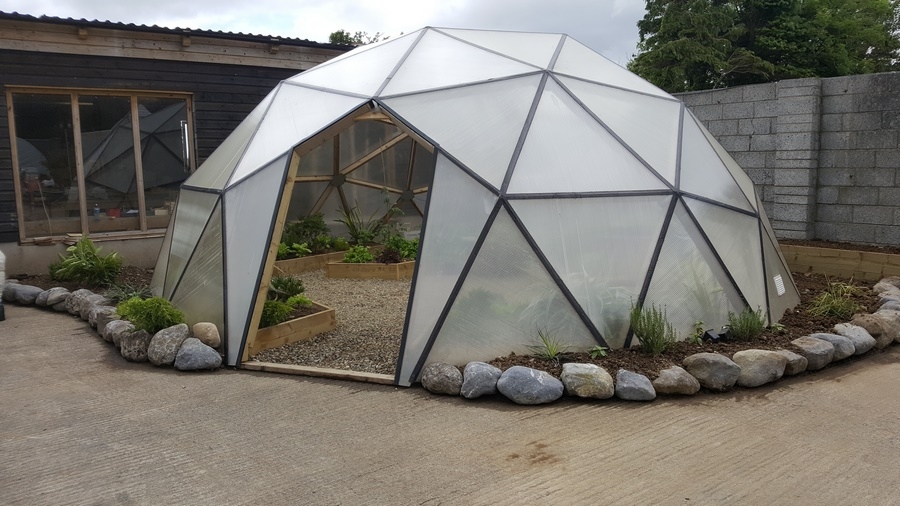Dome yard 4